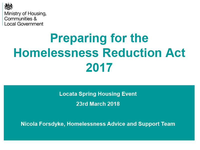 2 Nicola Forsdyke Housing Event 23 March 2018