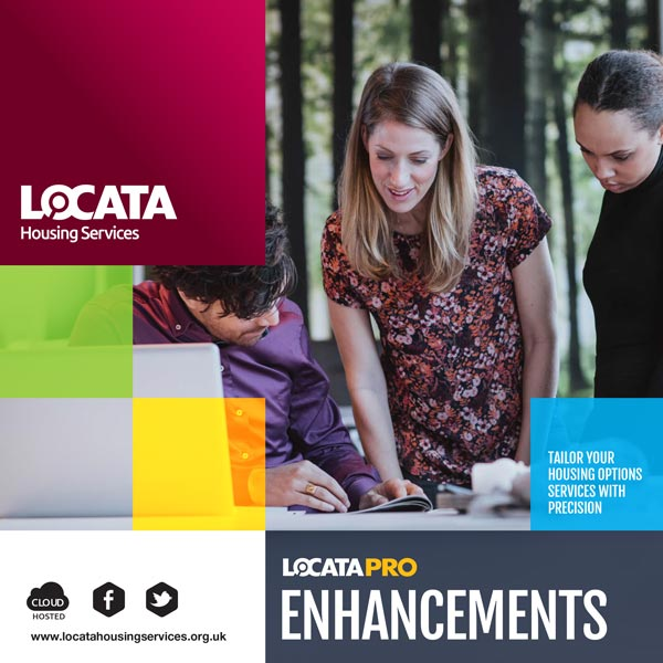 Locata Enhancements Brochure Cover
