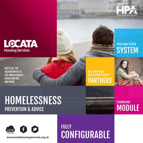 Locata Homeless Reduction Act Brochure Cover