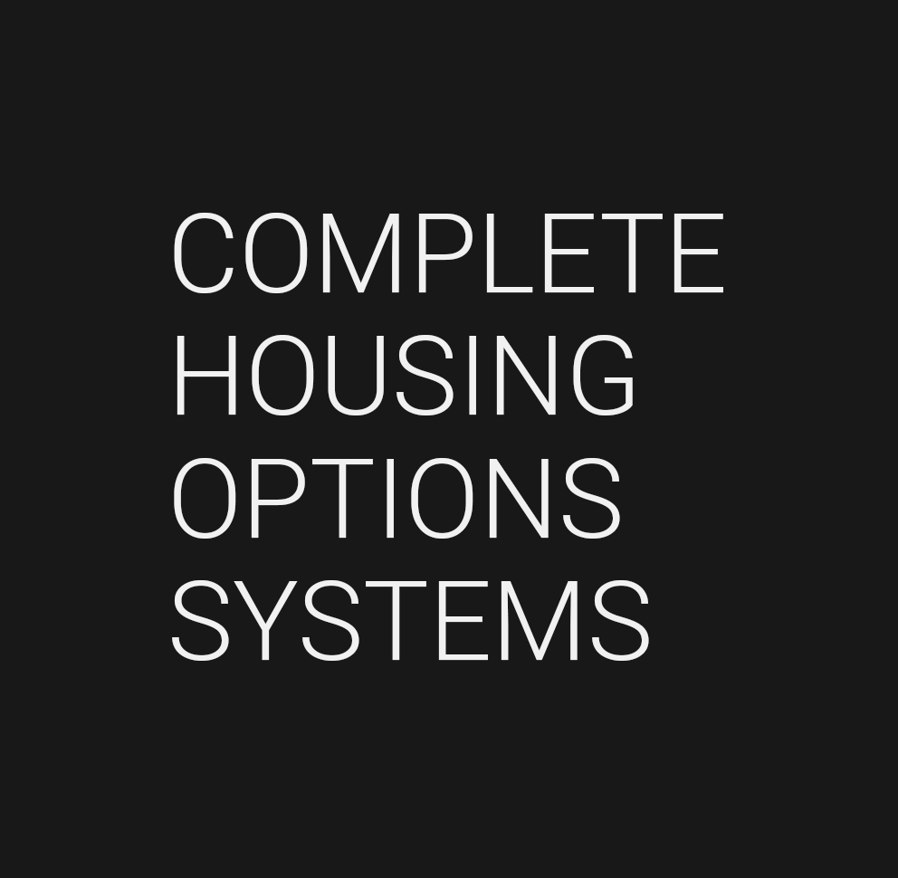 Complete Housing Options Systems block
